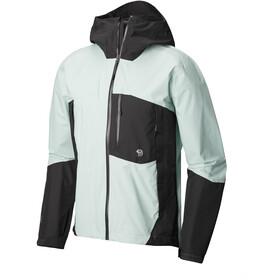 Mountain Hardwear Exposure/2 Gore-Tex Paclite Jas Heren blauw
